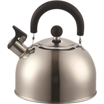 Dura Kleen Dura-Kleen Usa Inc. 309-SS 2.5 Qt. Tea Kettle Whistling Stainless Steel