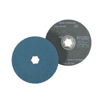 Pferd Pferd - Combiclick Zirconia Alumina Fiber Discs Combiclick Fiber Disc zirconia Alumina Z: 419-40141 - combiclick fiber disc zirconia alumina z (Set of 10)