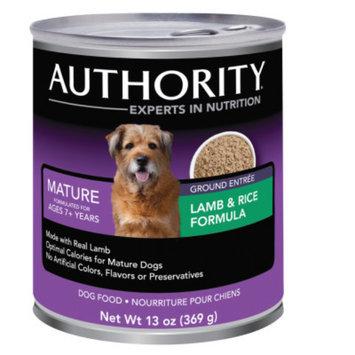 AuthorityA Senior Dog Food