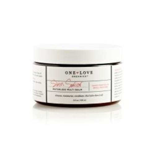 One Love Organics, Inc. Skin Savior Waterless Multi-Balm 3.5oz