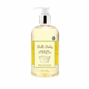 Belli Baby Calm Me Comfort Cleansing Hair and Body Wash