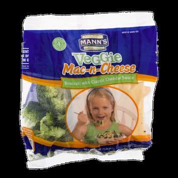 Mann's Veggie Mac-n-Cheese Broccoli with Classic Cheddar Sauce