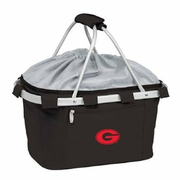 Picnic Time Georgia Bulldogs Metro Basket - Black