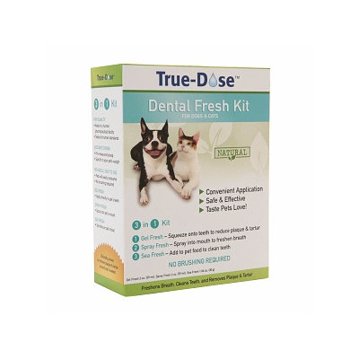 True-Dose Dental Fresh Kit for Dogs & Cats