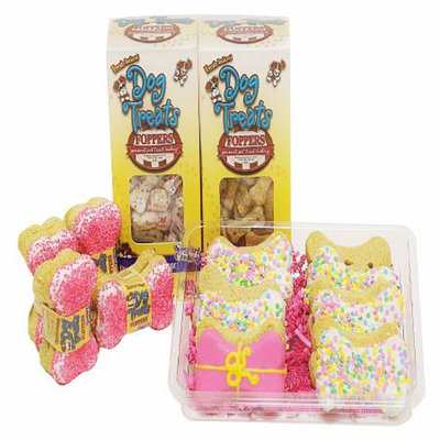 Foppers Pet 23pc Pink Birthday Gift Set