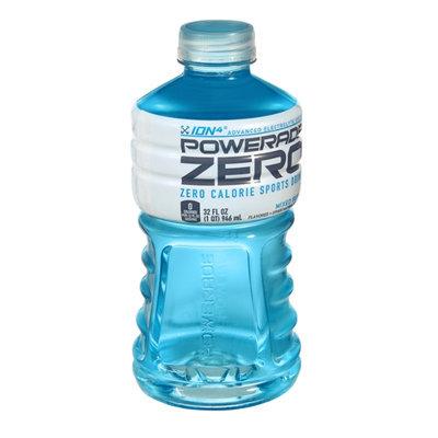 Powerade Zero Ion4 Mixed Berry Flavored Zero Calorie Sports Drink