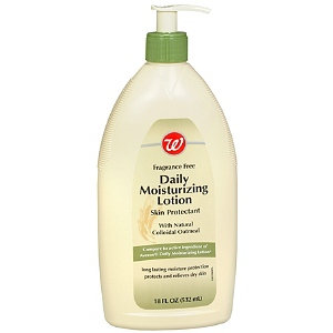 Walgreens Daily Moisturizing Lotion with Natural Collodial Oatmeal