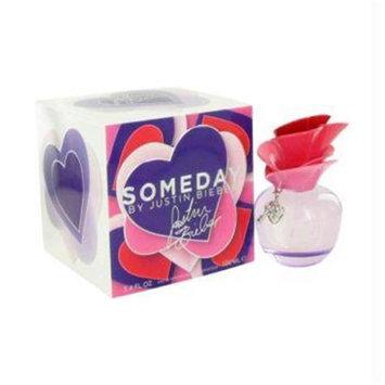 Justin Beiber Someday Eau De Parfum 3.4 Oz Spray