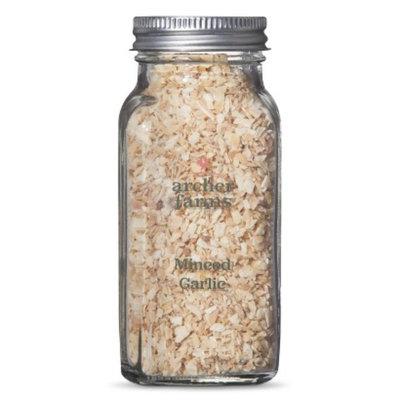 Archer Farms Minced Garlic Spice 3.6 oz