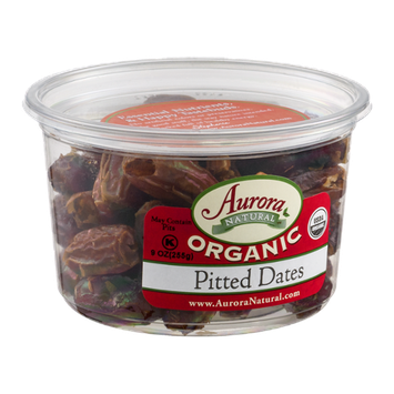 Aurora Natural Organic Pitted Dates