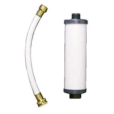 Culligan Rv-800 Rv Kdf Inline Water Filter With Hose