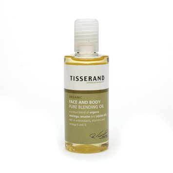 Tisserand Aromatherapy Organic Face & Body Base Blending Oil