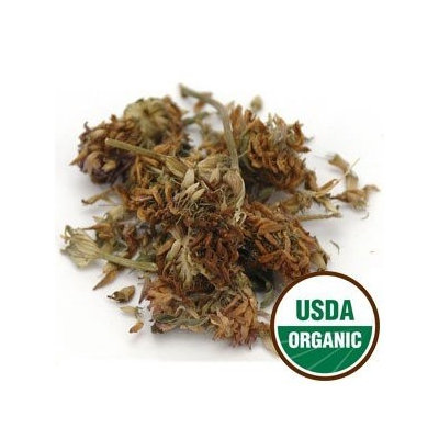 Starwest Botanicals Organic Red Clover Blossom Whole