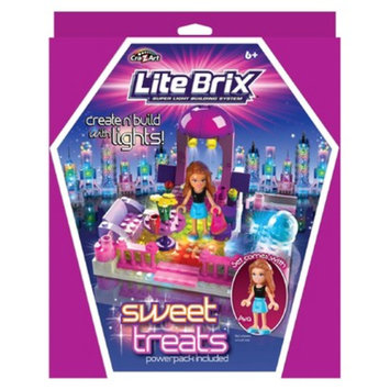 Cra-Z-Art Lite Brix Sweet Treat
