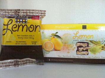 Palm Beach Foods Chocorice Dark Chocolate Lemon 30 pack