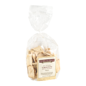 Di Bruno Bros. All Natural Crostini Artisan Crackers Cheese