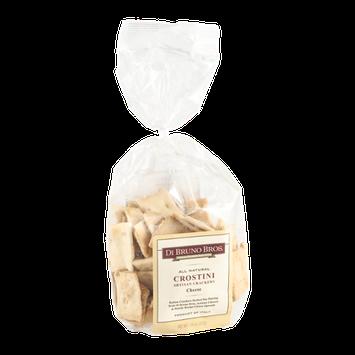 Di Bruno Bros. All Natural Crostini Artisan Crackers Cheese