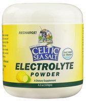 Selina Naturally Celtic Sea Salt Electrolyte Powder 4.2 oz - Vegan