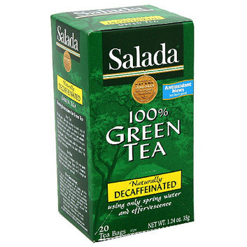 Salada All Natural 100% Green Tea Bags