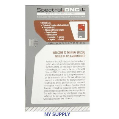 DS Laboratories Spectral DNC L Advanced Stages Hair Loss Treatment 60 ml