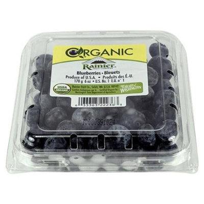 Driscoll's Rainier Fruit Company Organic Blueberries, 6 oz