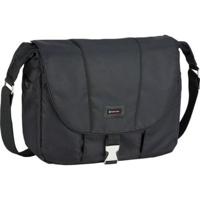 Tamrac 5426 Aria 6 Messenger Photo/iPad Digital SLR Camera Case / Bag (Black)