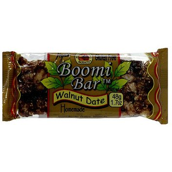 Boomi Bar Rise Crunchy Honey Walnut Breakfast Bars