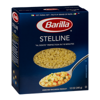 Barilla Pasta Stelline