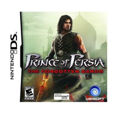 Ubisoft Prince of Persia: The Forgotten Sands (Nintendo DS)