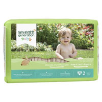 Seventh Generation Baby Diapers - Size 2 (144 Count)