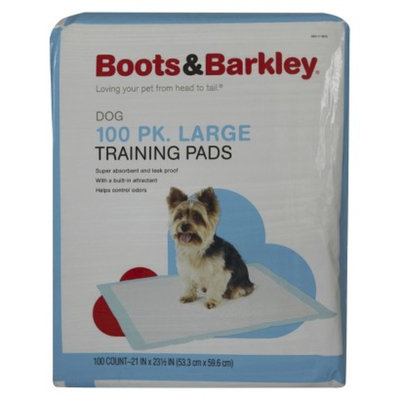 Boots & Barkley Puppy Pads 100 ct