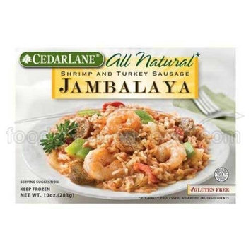 Cedarlane Natural Foods Jambalaya International Entree, 10 Ounce -- 12 per case.