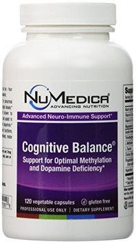 NuMedica Cognitive Balance 120 Vegetable Capsules