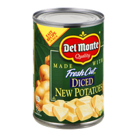 Del Monte Fresh Cut Diced New Potatoes
