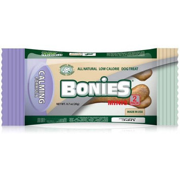 Pet Health Solutions BONIES Natural Calming MINIS 2 PACK (0.7 oz)