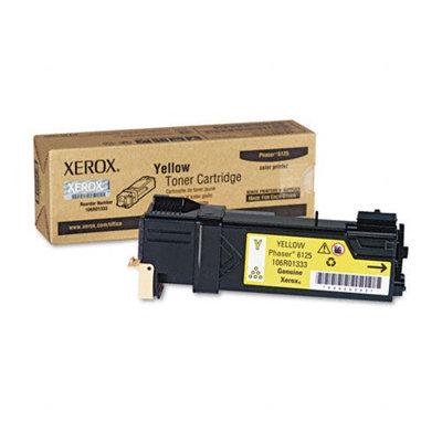 Xerox 106R01333 Toner Cartridge - Yellow - Laser - 1000 Page