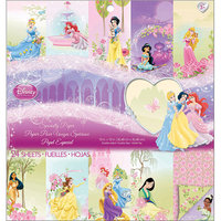 EK Success Disney Princess Specialty Paper Pad - 12