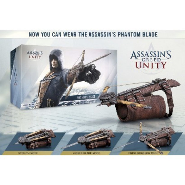 UBI Soft Ubisoft Assassin's Creed Unity: Phantom Blade (Game Not Included)