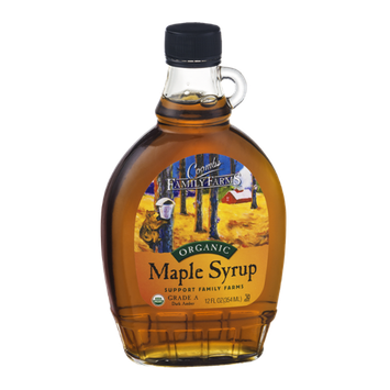 Coombs Family Farms Organic Maple Syrup Grade A Dark Amber