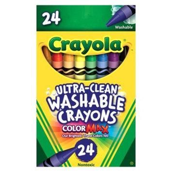 Crayola 24ct ColorMax Washable Crayons