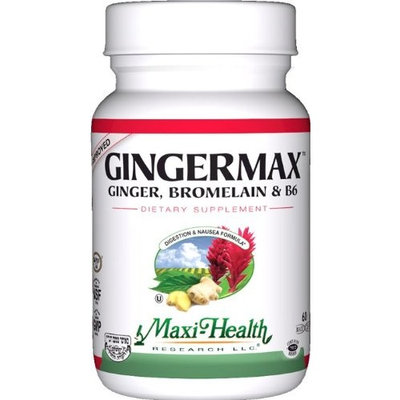 Maxi Gingermax, 60-Count
