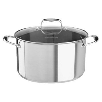 KitchenAid Stainless Steel Casserole with Lid (6 Qt.)