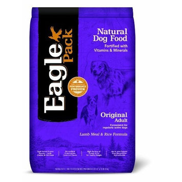 Eagle Pack Natural Pet Food, Original Adult Lamb Meal and Rice Formula for Dogs