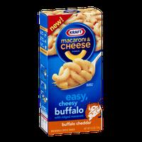 Kraft Macaroni & Cheese Dinner Buffalo Cheddar