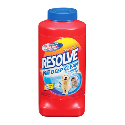 Resolve Pet Deep Clean Powder Carpet Cleaner