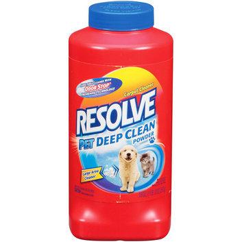 Resolve Pet Deep Clean Powder Carpet Cleaner Reviews 2019