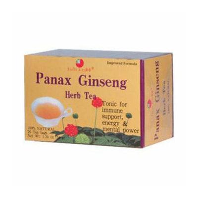 Health King Medicinal Teas Panax Ginseng Herb Tea 20 Tea Bags