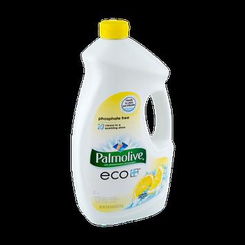 Palmolive Eco Phosphate Free Lemon Splash Gel Dishwasher Detergent