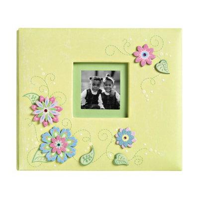 K & Company Sparkly Sweet scrapbook - Flowers
