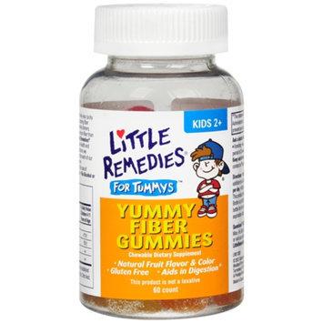 Little Remedies Little Tummy's Yummy Fiber Gummies